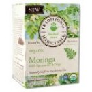 Organic Tea (16 Bags Per Box) Moringa with Spearmint and Sage 16 ct