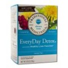 Herbal Teas (16 tea bags per box) Everyday Detox Tea