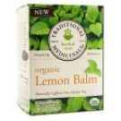 Organic Tea (16 Bags Per Box) Lemon Balm 16 ct