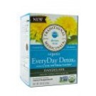 Organic Tea (16 Bags Per Box) Everyday Detox Dandelion 16 ct
