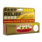 Ching Wan Hung Soothing Herbal Balm for Burns .35 oz