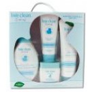Baby Care Gentle Moisture Skincare Essentials Gift Set 4 pc
