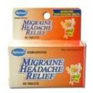Specialty Products Migraine releif 60 Tablets