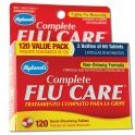 Cold And Flu Remedies Complete Flu Care 120 tab