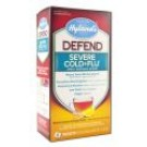 Cold And Flu Remedies Defend Severe Cold N Flu Powder Lemon Honey Flavor 6 ct