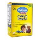 Remedies For Children Calm n Restful 4Kids 125 tab