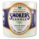 "Smokers Candle 3"" Pillar"