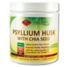 Digestive Health Psyllium Husk with Chia Seed 12 oz