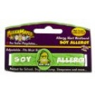 Allergy Alert Wristbands Soy