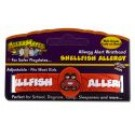 Allergy Alert Wristbands Shellfish