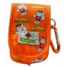 Accessories Asthma Inhaler Case Orange