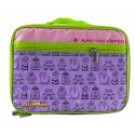 Reusable Lunch Bags & Snack Bags Purple Large Snack Bag - Allergy Alert