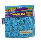 "Reusable Lunch Bags & Snack Bags Blue ""I Have Food Allergies"" Lunch Bag"