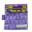 "Reusable Lunch Bags & Snack Bags Purple ""I Have Food Allergies"" Lunch Bag"