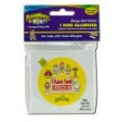 Stickers & Labels Allergen Free Label Checkbox 24 ct