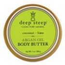 Body Butter Coconut Lime Argan Oil 7 oz