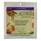 Aromatherapy Mineral Baths Lavender 1 oz each
