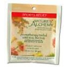 Aromatherapy Mineral Baths Sports Relief 3 oz each