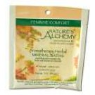 Aromatherapy Mineral Baths Feminine Comfort 3 oz each