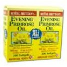 Royal Brittany EPO Evening Primrose Oil 500 mg 200s BOGO