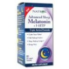 Sleep Support Advanced Sleep Melatonin + 5 HTP 60 Bi-Layer Tab