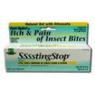 Homeopathic Gels Ssssting Stop 2.75 oz