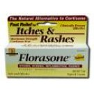 Homeopathic Creams Florasone Eczema Cream 1 oz