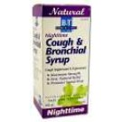 Tonic & Cough Syrup Nighttime Cough and Bronchial Syrup 8 oz