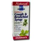 Childrens Products Child Cough and Bronchial Syrup 4 oz