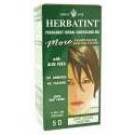 Herbatint Permanent Hair Color Light Golden Chestnut (5D)