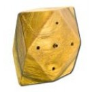 Incense Burners Diamond Shaped Small Teak
