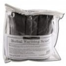"Aromatherapy Accessories Warming Scarf Charcoal 66"" x 6"""