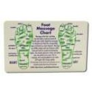 Wallet  Cards Foot Reflexology