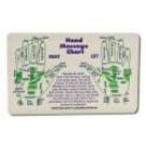 Wallet  Cards Hand Reflexology