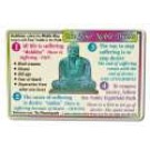 Wallet Cards Buddhism The Four Noble Truths
