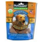 Petguard Organic Jerky - Usda Chicken 3 oz