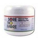 Sore no More Cool Therapy Natural Pain Relieving Gel Jar 4 oz