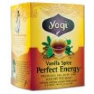 Ancient Healing Formula Tea Vanilla Spice Perfect Energy 16 ct