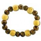 Karma Kids Bracelets Tigers Eye Protection