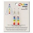 Chakra Jewelry French Hook Earrings