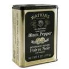All Natural Spices & Seasonings Granulated Black Pepper 4 oz